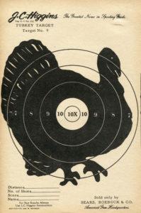 jc-higgins-turkey-target-no-9