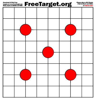 FreeTarget.org red bull five target free download